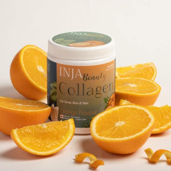INJA Beauty Orange Collagen
